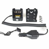 Car Charger RLN6433A for Motorola XPR6500 XPR6550 XPR6580 XPR3300 Portable Radio