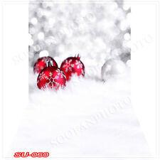 Christmas10'x20'Computer/Digital Vinyl Scenic Photo Backdrop Background SU060B88