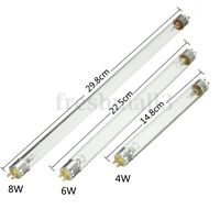 4W/6W/8W T5 UV Ultra Violet Tube Bulb Lamp Light Pond Germicidal Replacement
