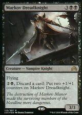 Markov Dreadknight FOIL | NM | Prerelease Promo | Magic MTG
