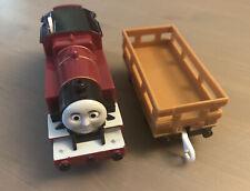 2009 Mattel Thomas Trackmaster Arthur & Tender Lms Motorized Train Engine Toy