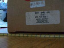 Honeywell Micro Switch BAF1-2RN2-RH