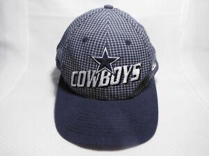 NFL - DALLAS COWBOYS FOOTBALL APEX CAP - ADJUSTABLE  BACK  CAP