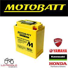 BATTERIE MOTOBATT AGM HERMÉTIQUE MB12U BMW F 650 G 650 GS 08 2009 10 2011 12