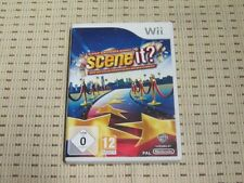 Scene It Ganz Grosses Kino für Nintendo Wii und Wii U *OVP*