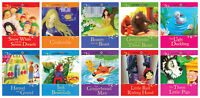 NEW Classic Collection Set of 10 Ladybird Tales Boxed Set Fairytale Book Story