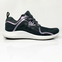 Adidas Womens Edgebounce CG5536 Core Black Running Shoes Lace Up Low Top Sz 7.5