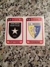 SCUDETTO FRATTESE FROSINONE N. 580 album CALCIATORI PANINI 1983 1984 NUOVA