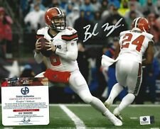 Baker Mayfield Cleveland Browns 8x10 Autographed Signed Photo COA auto'd