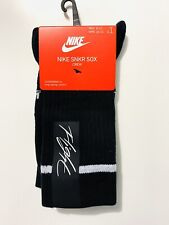The Nike SNEAKR Sox Flight Socks sx7287-010