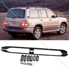 Factory Style Roof Rails Rack Black For Toyota Land Cruiser LC/FJ100 1998-2007