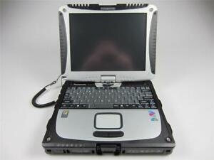 Grade A, Panasonic Toughbook CF-18 Rugged Laptop Win 7 Pro, BT 3 Yrs Warranty