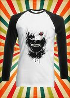Tokyo Ghoul Japanese Manga Men Women Long Short Sleeve Baseball T Shirt 1893