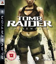 Tomb raider: underworld PS3 * en excellent état *