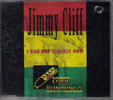 Jimmy Cliff-I can see Clearly now cd maxi single