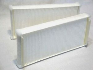 New Two Cabin Air Filters Fit 2001-2006 S55 CL55 CL600 AMG