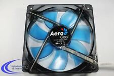 Aerocool-Ventola chassis con belechtung - 12v Computer PC Ventola - 120x120x25