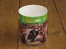 Isle of Man TT Races 1966 Programme Cover Advert MUG