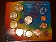 2006- Cartera FNMT Oficial en Euros_ Medalla Plata Colon_Escasa
