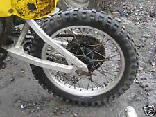 Rear Wheel for a 1980 YZ125