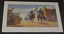Mort Kunstler - Road to Glory - Collectible Civil War Print