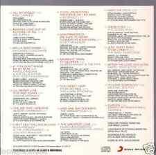RARE 80'S 90's CD Kiss and say goodbay MANHATTANS Air Supply SANTANA eric carmen