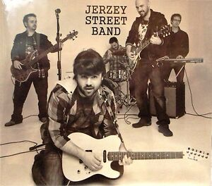 Jerzey Street Band - Wasting Time (CD 2011) New & Sealed BLUES