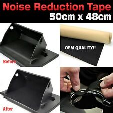 Car Studio Acoustic Soundproofing Noise Reduction Felt Tape For All Vehicle