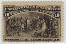 Sc# 237 Ten Cent Columbian MNH