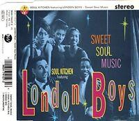 London Boys Sweet soul music (1991, feat. by Soulkitchen) [Maxi-CD]