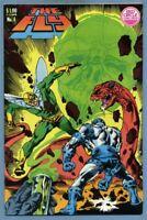 The Fly #4 (Dec 1983, Archie [Red Circle]) {Jaguar} Rich Buckler, Steve Ditko