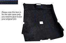 Punto azul Techo encabezando Alcantara Skin Cover Para Bmw Serie 3 E46 Coupe