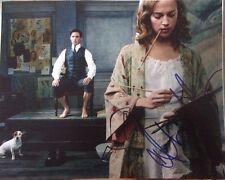 Eddie Redmayne Alicia Vikander The Danish Girl Signed Photo 8x10