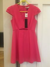 Pink Halston Heritage Dress US size 0 (UK 6).  New With Tags.  RRP $365.00
