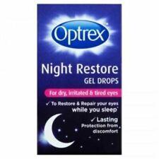 Optrex Night Restore Gel Eye Drops - 10ml