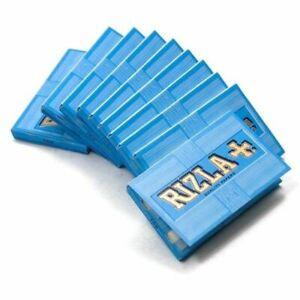 Lot de 10 cahiers de 100 feuilles de Papier a rouler Rizla+