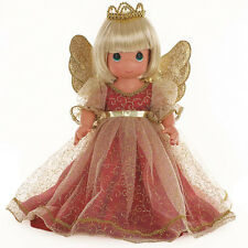 Precious Moments 12 Inch Doll, Christmas Memories - Blonde, New, 4797