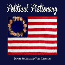 USED (LN) Political Pictionary by Denise Kugler