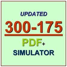 CCNP Cisco Data Center Unified Computing DCUCI Test 300-175 Exam QA PDF+SIM
