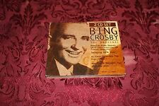 "Bing Crosby ""The Original"" 2 CD Set 20 Songs Brand New Sealed"