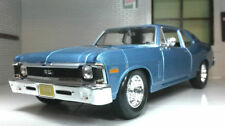 Chevrolet Fast & Furious Diecast Vehicles