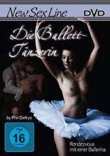 PHIL DEFRY - DIE BALLETT-TÄNZERIN  DVD EROTIK NEU