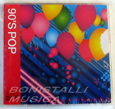 VARIOUS ARTISTS - 90'S POP - CD Sigillato Compilation Anni '90
