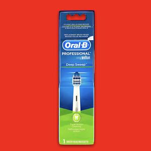 Genuine Oral-B EB30 DEEP SWEEP TripleAction Premium Power Toothbrush Head Refill