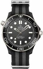 Brand New Omega Seamaster Diver 300M Black Dial Men's Watch 21092442001002