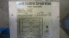 ACME T-1-53011, 1.5 KVA, 240/480x120/240 Volt, 1 Phase, Transformer- T971