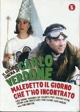 MALEDETTO IL GIORNO CHE T'HO INCONTRATO/DVD/CARLO VERDONE/MARGHERITA BUY