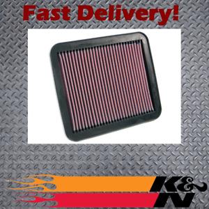 K&N 33-2155 Air Filter suits Suzuki Vitara SV620 H20A (DOHC 24 Valve)