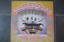 THE BEATLES MAGICAL MYSTERY TOUR VINYL ALBUM LP APPLE MISPRINT COVER MAGAZINE