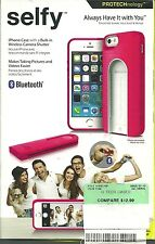 iLuv Selfy® Case with Built-in Wireless Camera Shutter for Apple iPhone 5/5s NIB